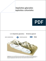 T1.3 1.4 Glacial Coluvial