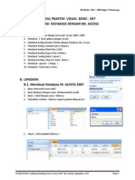 Modul Praktek Visual Basic Net Database