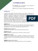NORMA ABNT Eletrificadores.pdf