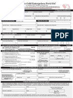 Aplicación de Distribuidor Independiente - Independent Distributor Application Form
