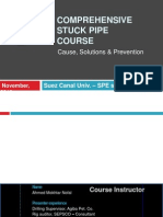 Comprehensive Stuck Pipe
