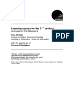 Learning spaces for the 21st century