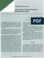 Santo Tomás de Aquino la pena de muerte Implicaciones éticas.pdf