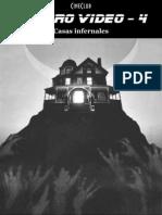 Revista Oscuro Video Nº 04 (Casas Infernales)