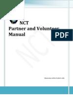 NCT Volunteers Manual