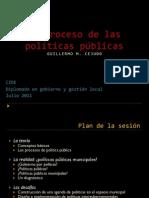 CEJUDO Polticas Pblicas DGGL IV 2011