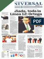 Gcpress. Planas Principales Medios Nacionales. Vie-14-Mar-2014