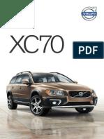 Volvo Us Xc70 2014