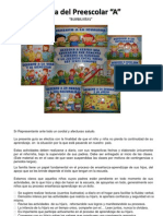 Actividades Complementarias Preescolar A
