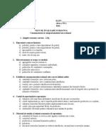 0 Test de Evaluare Sumativa Consumatorul Si Comportamentul Sau Rational