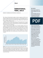 Trends in international arms transfers, 2013