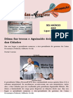 Dilma faz trocas e Aguinaldo deixa Ministério das Cidades