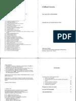 Geertz- Los Usos de La Diversidad- 65-92 y 93-125