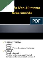 Escuela Neo-Humano Relacionista