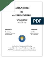 case study.