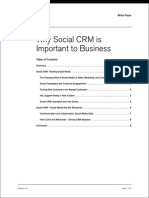 Why Social Crm is Important 2 Business