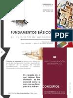 Fundamentos Basicos Diseno de Interiores