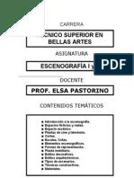 Escenografia i y II Apuntes 2012 Ne