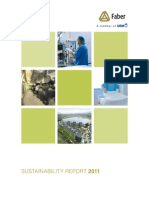 Faber Group Berhad - Sustainability Report 2011