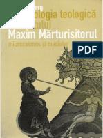 2512076 Lars Thunberg Antropologia Teologica a Sfantului Maxim Marturisitorul Microcosmos Si Mediator