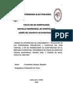 Proyecto de Investigación-Fernandez, Amador. chiclayo 2009