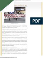 Servindi » Proyecto minero Aratirí no recaudaría lo que promete al pueblo urugua