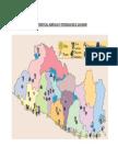 MAPAS ZONAS TURÍSTICAS, AGRICOLAS EL SALVADOR