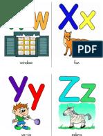 Large Alphabet4 Words