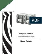 Manua Impresora Zebra