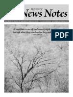 Province News Notes November 12/December 13