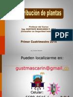 Primera Clase de Plantas 2014. Ulatina