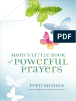 Mom's Little Book Little Book of Powerful Prayers Sample