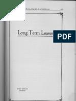 Long Term Leases by John Grosse of Pasadena