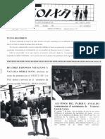 LLOIXA. Número 98, mayo/maig, 1998. Butlletí Informatiu de Sant Joan. Boletín informativo de Sant Joan.  Autor