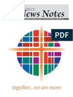 Province News Notes May/June 2012