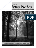 Province News Notes October 2011