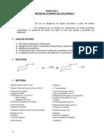 sintesis clorociclohexano
