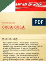 Prezentare Coca Cola