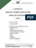 Capitulo 4 - Formularios en Php