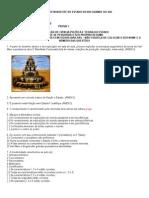 Questões de Ciência política e Teoria do Estado (provas)