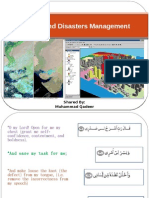 Hazards and Disasters Management