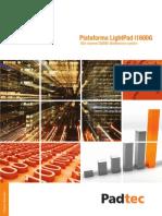 Folder - Plataforma LightPad i1600G