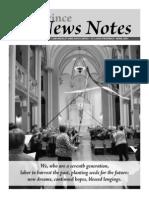 Province News Notes April 2011