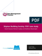 Skipton P30 Case Study Feb 2012