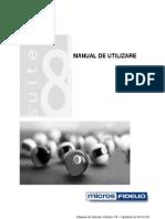 Manual Fidelio 8