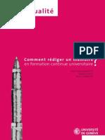 Guide Memoire Fc