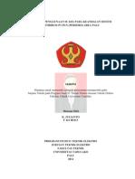 EVALUASI PENGGUNAAN SCADA PADA KEANDALAN SISTEM DISTRIBUSI PT. PLN (PERSERO) AREA PALU