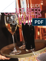 Craft Beer and Wine Guide -2014