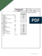 Att#2b. PDS-10-003 Process Data Sheet Deaerator Rev1