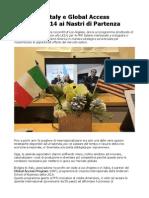 Bridges to Italy e il Global Access Program (GAP) per facilitare la crescita internazionale